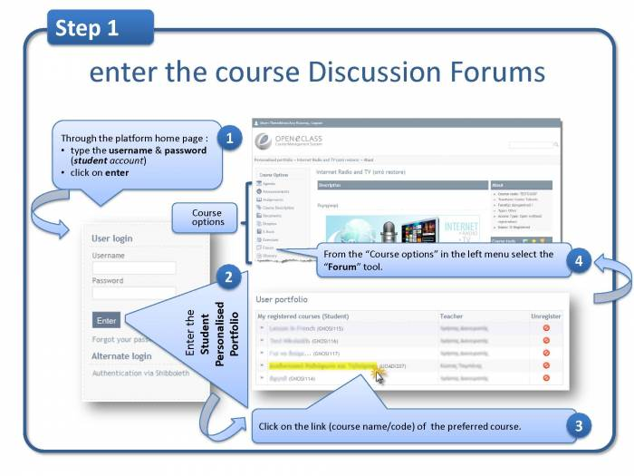 Open eClass Documentation